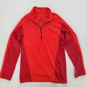 Patagonia Mens Quarter Zip 100% Polyester Size XS